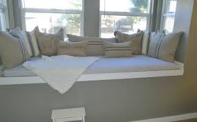 Built In Bench Seat Dimensions Window Seat Dimensions Kitchen Window Seat Depth Image Of