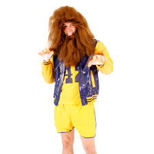 domo halloween costume teen wolf medium movie costume beavers 42 werewolf with