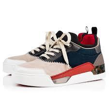 aurelien flat version multi patent leather men shoes christian