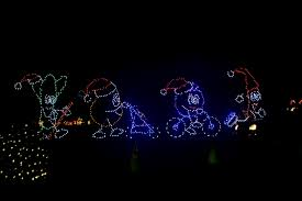 Fantasy Of Lights Los Gatos Fantasy Of Lights At Vasona Park In Los Gatos South Bay Riders
