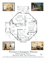 Octagon Home Floor Plans by Octagon Home Floor Plans