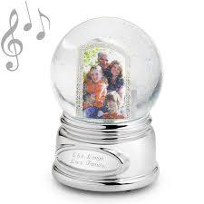 photo musical snow globe