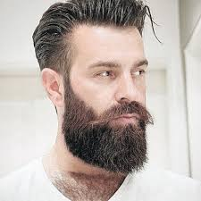 Rugged Hair 50 Nice Beard Styles For Men Masculine Hair Ideas