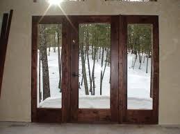 wood and glass exterior doors interior u0026 exterior solid wood doors in washington montana u0026 ca