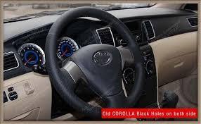 toyota corolla steering wheel cover steering wheel covers for toyota corolla 2006 2010 corolla ex