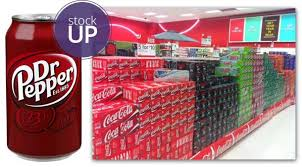 target at arlington tx black friday dr pepper 12 packs as low as 1 92 at target the krazy coupon