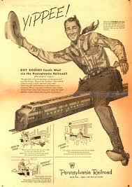 Pennsylvania travel partner images Vintage transportation ads of the 1950s page 6 jpg