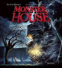monster house com the art and making of monster house by j w rinzler