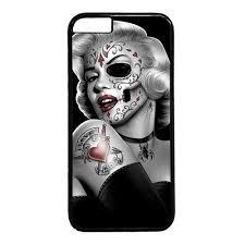buy marilyn monroe day of the dead sugar skull tattoos dia de los