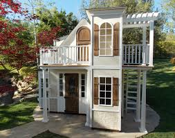 best backyard playhouses home outdoor decoration