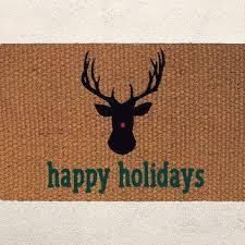 Holiday Doormat Best Coir Doormat Products On Wanelo