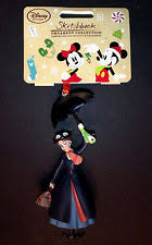 disney 2016 sketchbook ornament poppins ebay