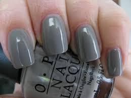opi gray nail polish colors opi grey nail polish names