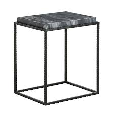 Outdoor Metal Side Table Contemporary Tables Collection