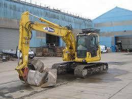 crane hire bulldozer excavator hire plant hire edinburgh