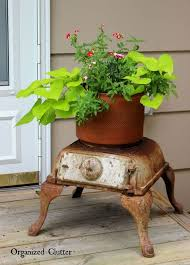 Outdoor Yard Decor Ideas Garden Decor Ideas From Junk Hometalk