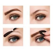 tattoo eyebrows by maybelline buy maybelline tattoo brow easy peel off tint light brown eyes