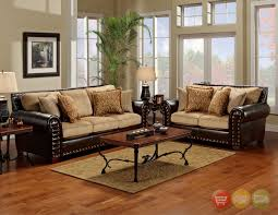 Tan Sofa Set by Living Room With Brown Furniture Click For Details Blue Living