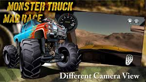 monster truck mad race android apps on google play