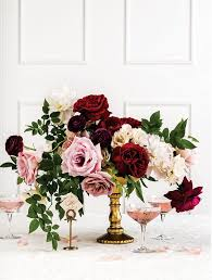 Wedding Floral Centerpieces by Best 25 Rose Centerpieces Ideas On Pinterest Red Rose
