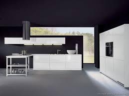 kitchen cabinets modern white 010 a032a peninsula hood black wall