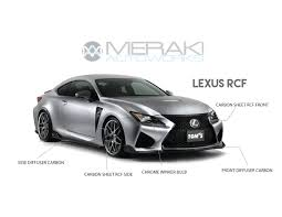 lexus rcf for sale in usa group buy introductory tom u0027s racing aero sale clublexus lexus