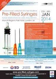 smi group u0027s pre filled syringes conference u0026 exhibition