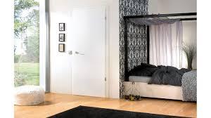 raumteiler verschiebbar innenturen weis glatt design badezimmer und schlafzimmer