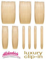 hickenbick extensions clip in extensions 110 120g hickenbick hair de