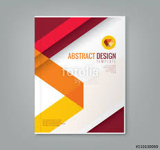 free book cover designs templates abstract line design background template for business annual