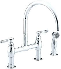 kitchen faucet with built in sprayer top kitchen faucets snaphaven