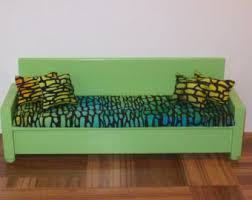 Lime Green Sofa by Green Sofa Etsy