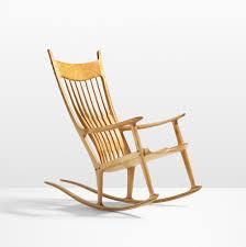 Rocking The Chair 38 Sam Maloof Exceptional Rocking Chair U003c Design Masterworks