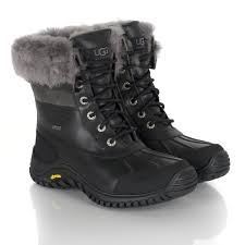 s winter hiking boots australia ugg australia s anais ankle boot in black mount mercy