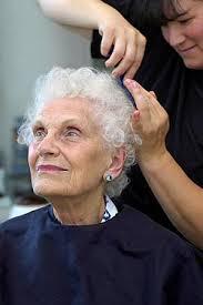 hair cut for senior citizens caregiver tips hair care for seniors home care blog by