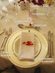 water glasses on table setting how to set a perfect dinner party table positively smitten magazine