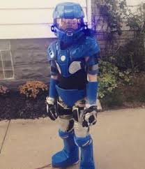Halo Reach Halloween Costume Coolest Female Master Chief Halo 3 Costume Halloween