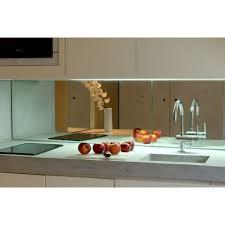 cr ence miroir cuisine comment poser une credence en inox maison design bahbe com