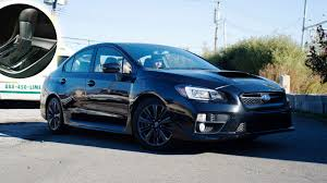 subaru hatchback wing 2015 subaru wrx news videos reviews and gossip jalopnik