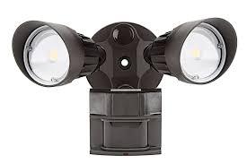 led motion sensor light 2 security light 20w 1 500