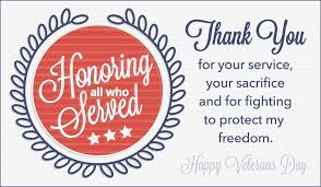 veterans day thank you cards greeting cards u0026 ecards 2017