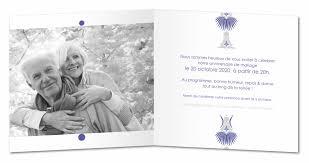 invitation anniversaire mariage invitation 50 ans de mariage 18 images 17 meilleures idées à
