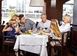 Kids Eating Table The Top 10 Meal Habits Of Thin Families Eat This Not That