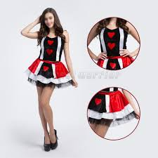 online get cheap card queen costume aliexpress com alibaba group