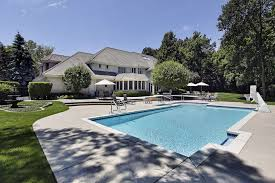 Backyards With Pools 50 Luxury Swimming Pool Designs Designing Idea