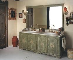 Country Rustic Bathroom Ideas Country Bathroom Vanity Wood Vanity Country Style French Country