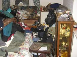Cluttered House Cluttered House Clearance Prestwick Abacus House Clearance