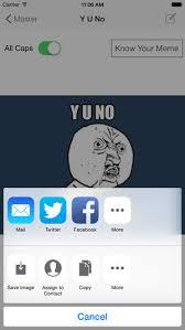 Make A Meme App - make a meme on the app store