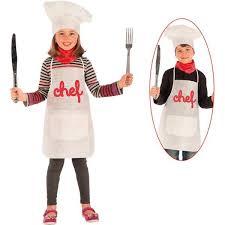 set de cuisine enfant set déguisement cuisinier enfant