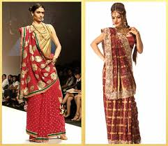 How To Drape A Gujarati Style Saree Blog Top 8 Saree Draping Styles